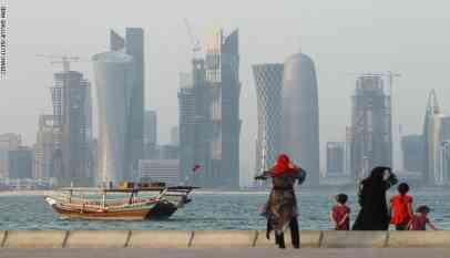 قطر تدعم ابن سلمان