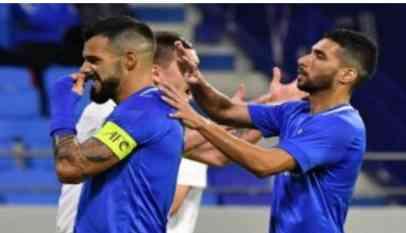 النصر الإماراتي يودع دوري أبطال آسيا 22