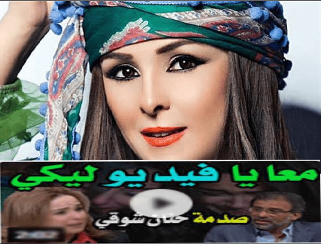 """حنان شوقى تهاجم خالد يوسف وخالد يرد """" معايا فيديو ليكى"""""""