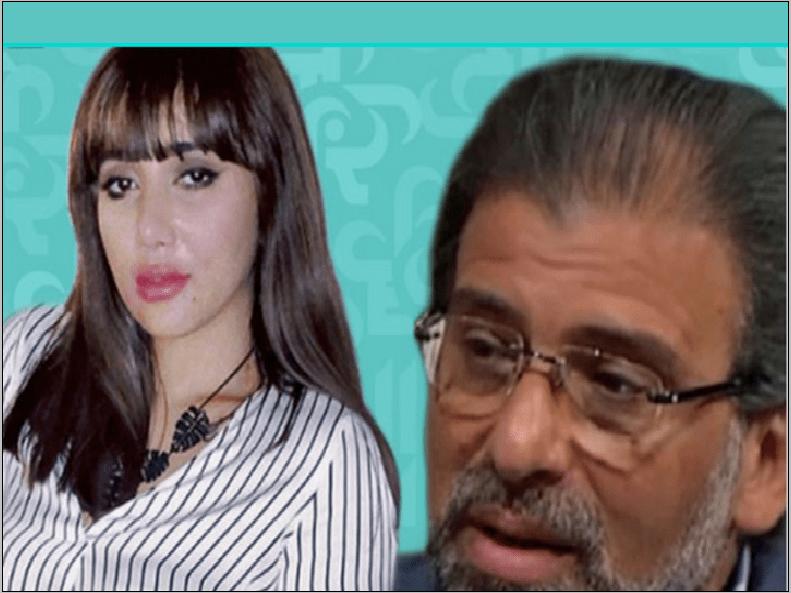 رنا هويدى من MBC الى فيديو اباحي جديد مع خالد يوسف
