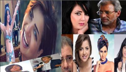 خالد يوسف بتلفزيون الحرة يرد على فضيحتة الجنسية الكبرى