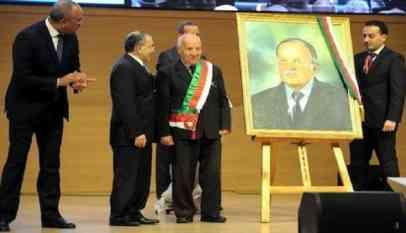 ترشيح بوتفليقة في الجزائر