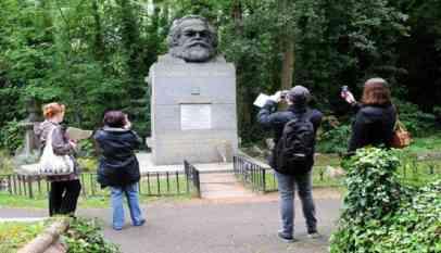 ضريح كارل ماركس
