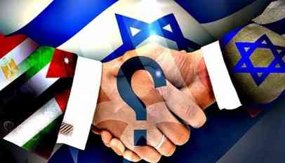 علاقات سرية بين كافة الدول العربية والاحتلال
