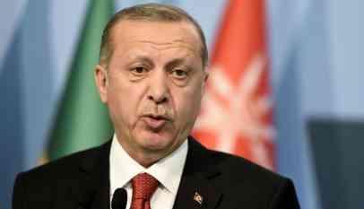 أردوغان يهاجم إزدواجية الغرب
