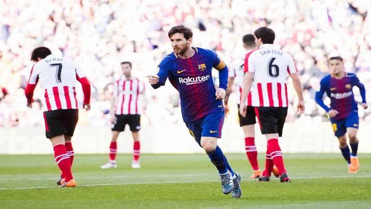 برشلونة يسقط في فخ التعادل