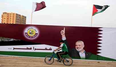 قطر تهدد حماس