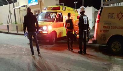 إصابة 4 شرطيين إسرائيلي بجراح خطيرة