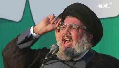 عرض حسن نصر الله المثير على الجيش اللبناني