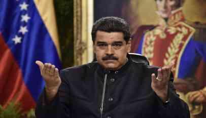 شعوب العالم ستقاتل إلى جانب فنزويلا