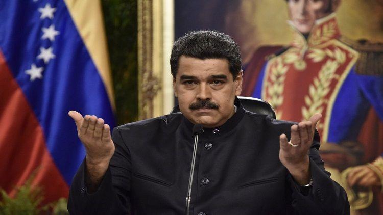 مادورو: شعوب العالم ستقاتل إلى جانب فنزويلا