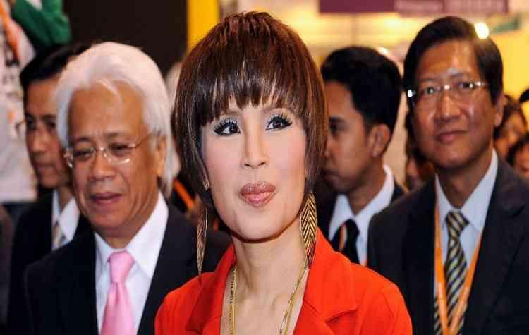 ترشح شقيقة الملك لرئاسة الحكومة التايلاندية