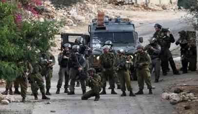 استشهاد شاب فلسطيني