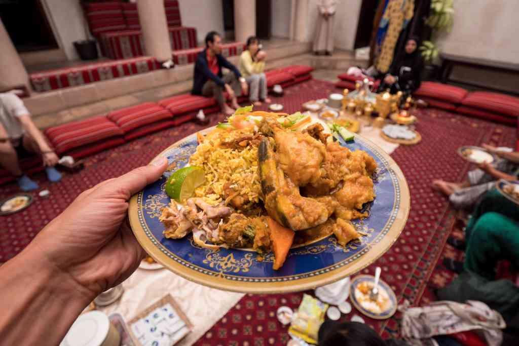 طعام دبي