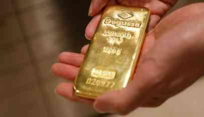 سعر الذهب اليوم الأربعاء 13 فبراير 2019