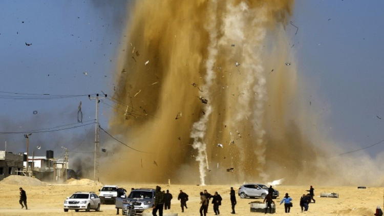 رغم الهدنة .. استمرار العدوان الإسرائيلي على غزة