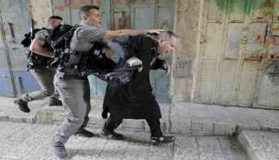 الممارسات الوحشية الصهيونية الإجرامية