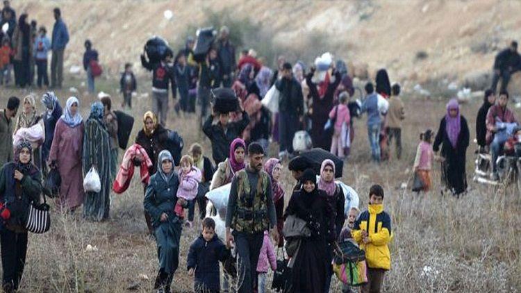 تركيا تهدد الولايات المتحدة باللاجئين السوريين