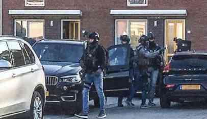 3 معتقلين على خلفية هجوم هولندا الإرهابي