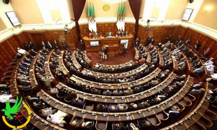 البرلمان الجزائري يجتمع لحسم شغور منصب رئيس الجمهورية