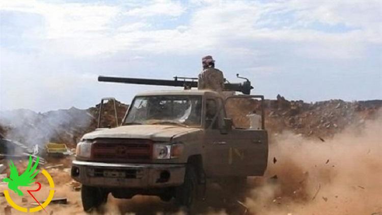 الجيش اليمني يعلن مقتل قيادي حوثي