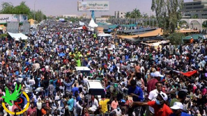 السودان .. الشعب يرفض الانقلاب العسكري