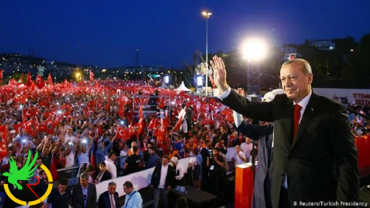 أردوغان يحدد موقف بلاده من الناتو ويذكر داعش