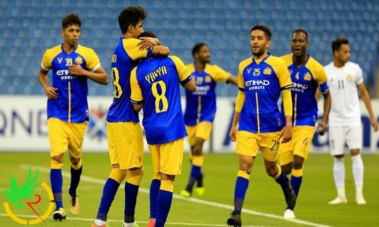 النصر يفوز على التعاون ويقفز لصدارة الدوري السعودي