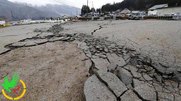 زلزال بقوة 5 درجات يضرب اليابان