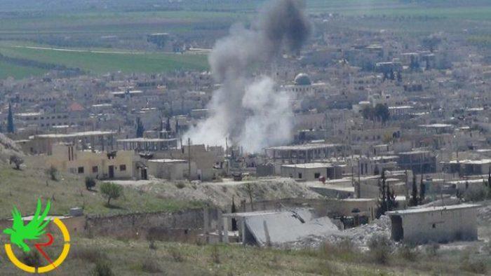 ضحايا مدنيين في قصف نظامي على إدلب