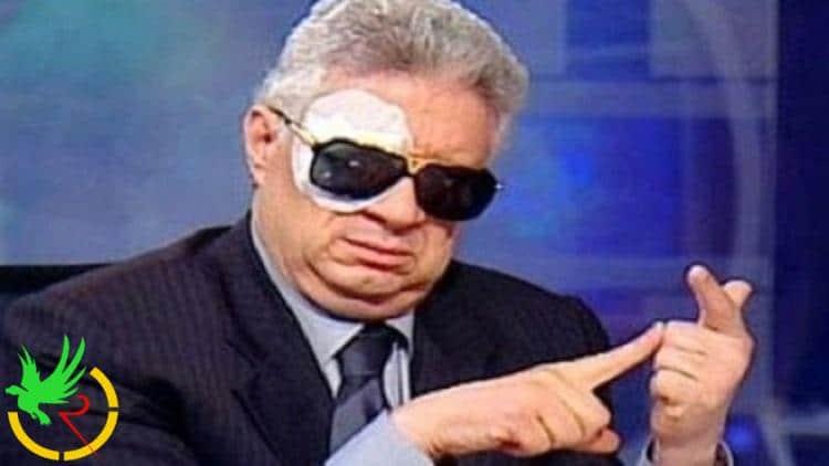 مرتضى منصور بين فكي لؤي دعبس وصبري نخنوخ