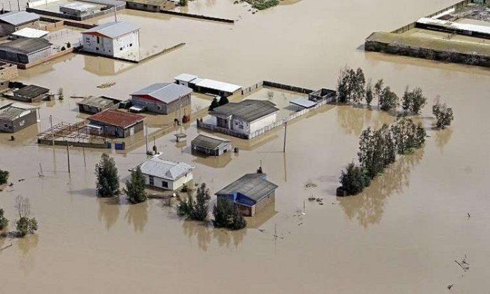 الفيضانات في إيران تتسبب في وفيات