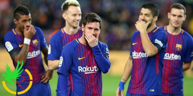رئيس الاتحاد الإسباني يرد على تتويج برشلونة بالليجا في حال الإلغاء