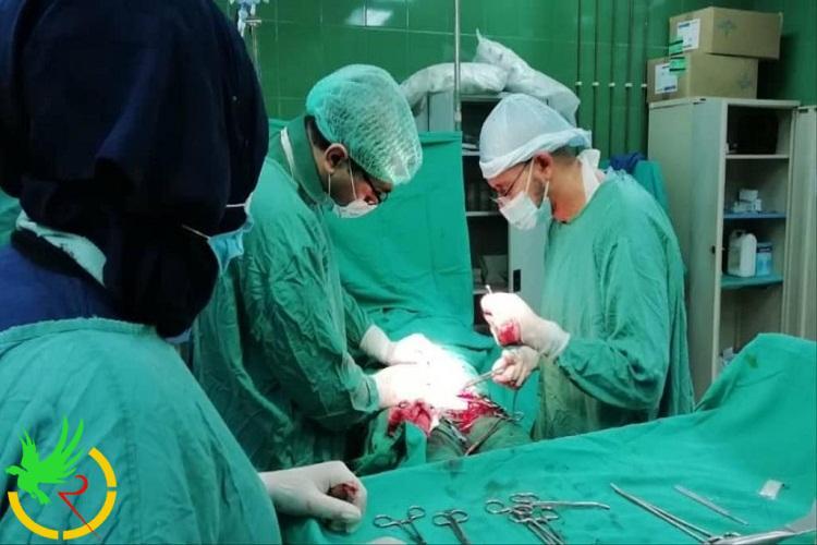 مصابة بفيروس كورونا تلد طفلة سليمة