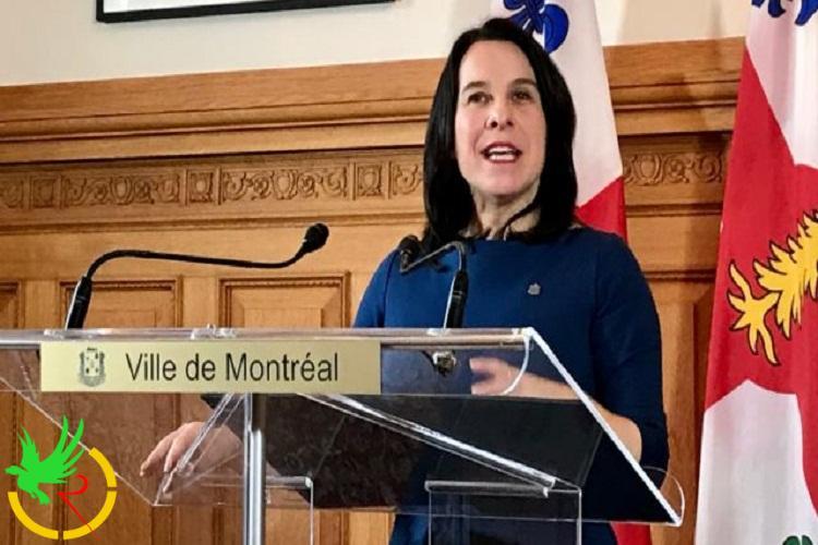 عمدة مونتريال فى كندا تتلقى رسائل تهديد