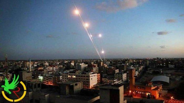 جيش الاحتلال يقصف مواقع في غزة.. فيديو