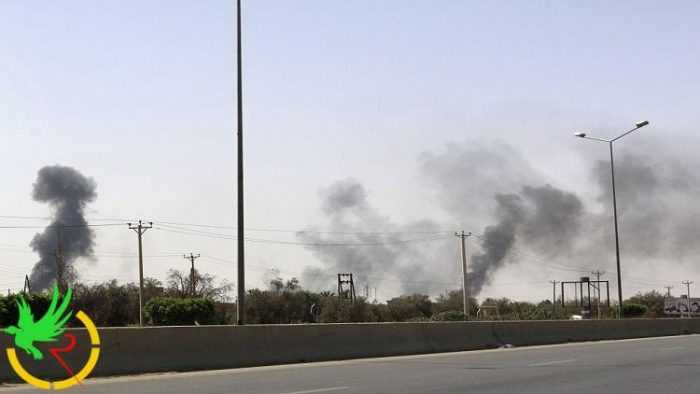 حكومة الوفاق تتهم قوات حفتر بخرق هدنة العيد