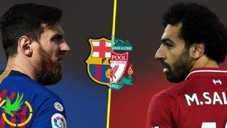 ليفربول ضد برشلونة .. فرصة صلاح الذهبية