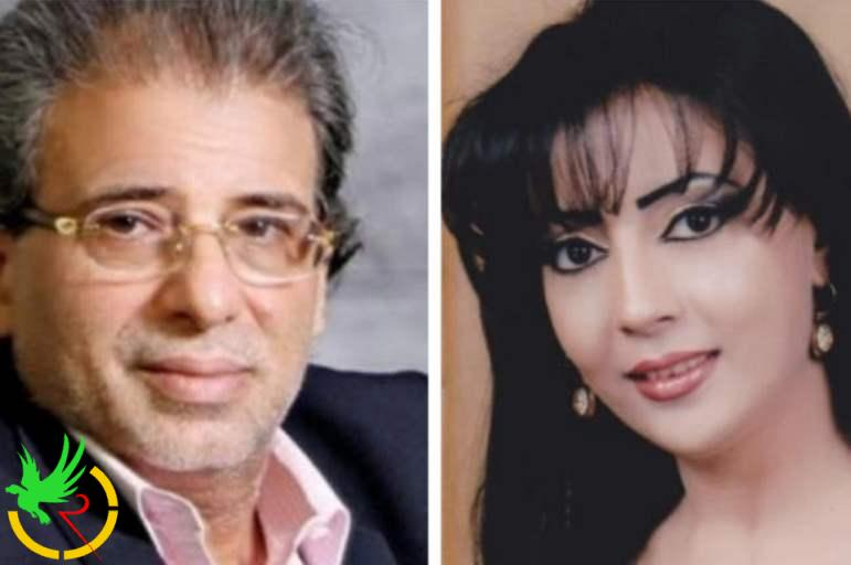 فضيحة منى الغضبان تلميذة سيد القمني بطلة فيديوهات خالد يوسف الإباحية