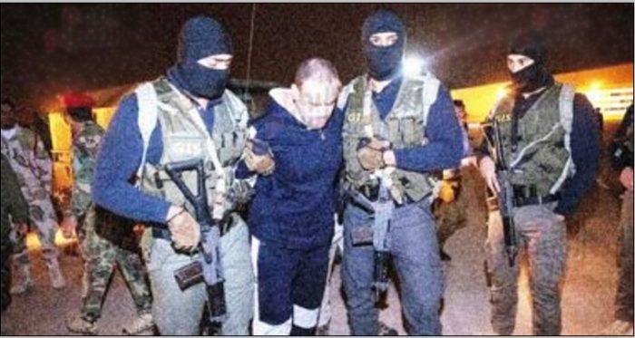 لحظة القبض على هشام عشماوي في ليبيا.. فيديو