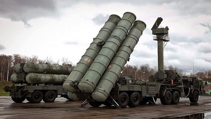 تفعيل صواريخ إس 400 في تركيا شهر إبريل