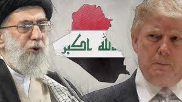 العراق بين الصراع الايراني الغربي وتنظيم الدولة والتوتر الشعبي