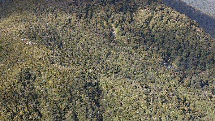 تحطم طائرة صغيرة في نيوزيلندا
