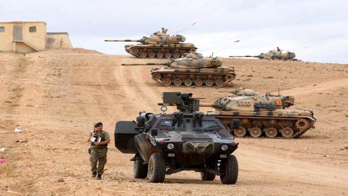 تركيا تقتل 10 مسلحين هاجموا قاعدة لها في سوريا