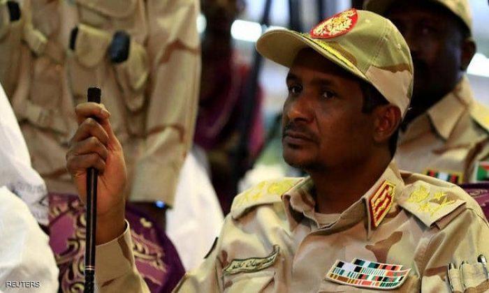 توقيع اتفاق السودان وحميدتي يتعهد بالالتزام