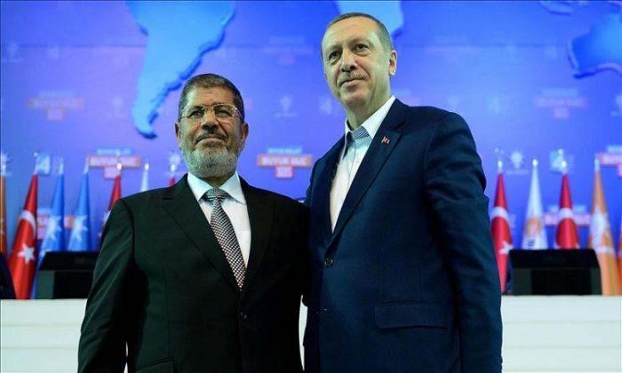 أردوغان يذكر مرسي في ذكرى وفاته