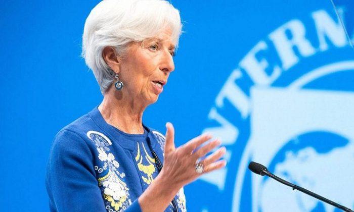 لاجارد تستقيل من صندوق النقد الدولي
