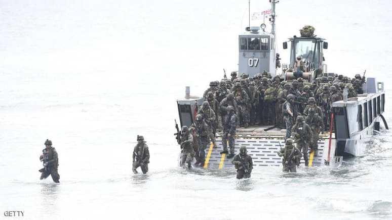 فضيحة المارينز.. اعتقال 16 متورطا واعتراف من الجيش الامريكى