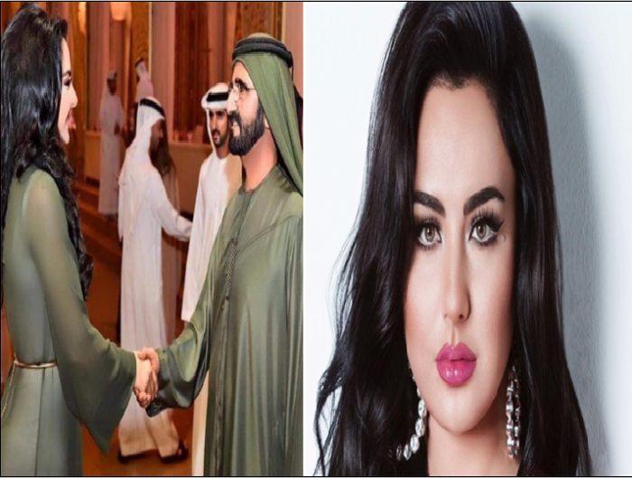 سهير القيسي زوجة حاكم الشارقة الجديدة.. متى واين كان الزواج؟