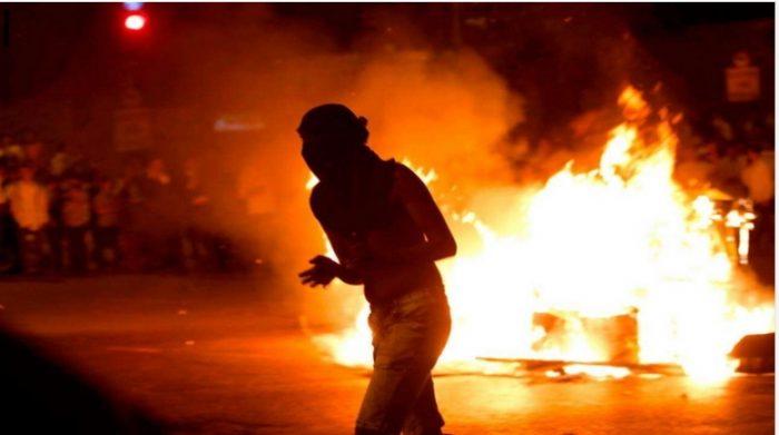 مظاهرات اسرائيل : ثورة الافارقة على الكيان الصهيونى و مقتل واصابة60 شرطيا